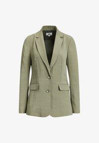 WE Fashion - Blazer - army green - 5