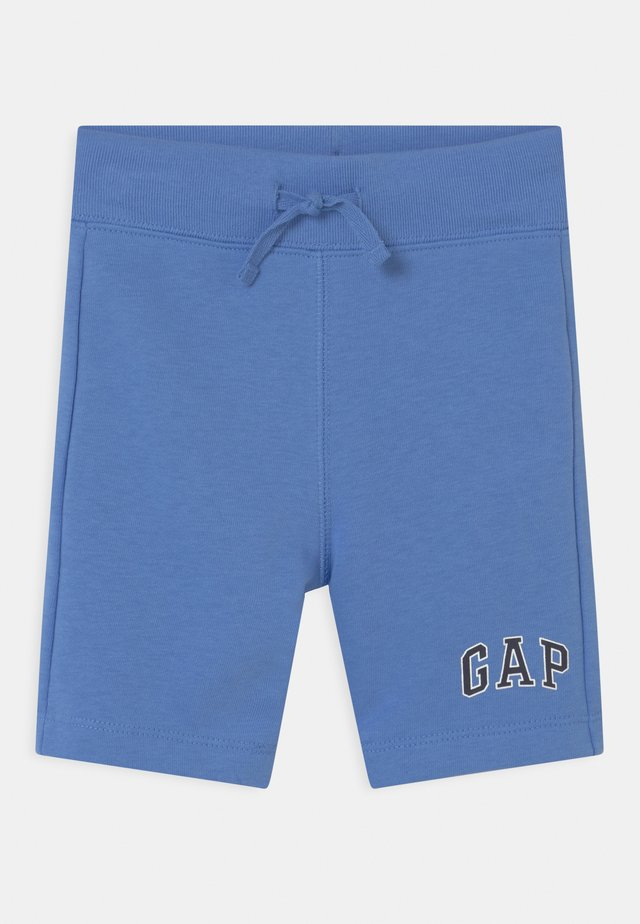 TODDLER BOY LOGO  - Shorts - moore blue