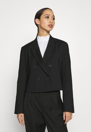 ANNABEL - Blazer - black