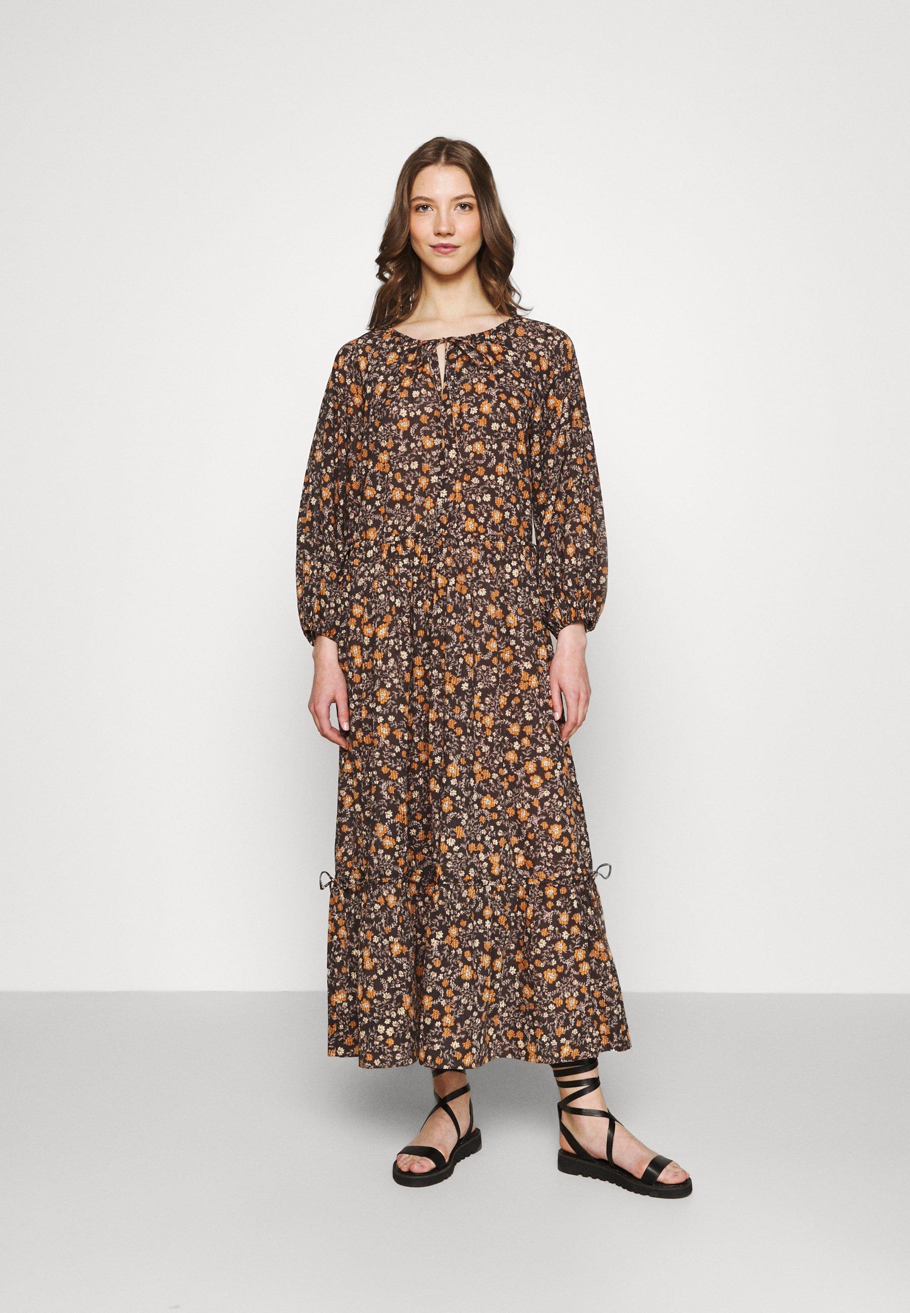 Femme JANICE DRESS - Robe longue