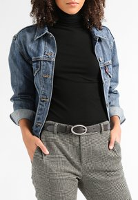 Marc O'Polo - Belt business - grey - 1