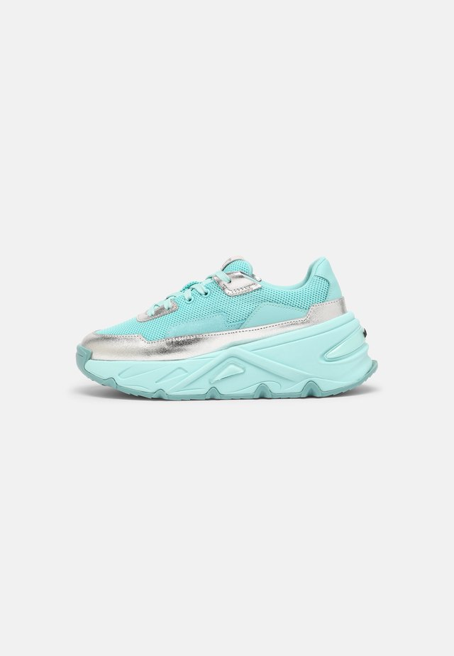 S-HERBY LC - Sneakers laag - turquoise