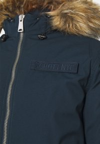 Schott - POWELL - Winter jacket - storm blue - 3