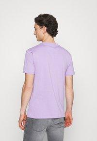 YOURTURN - UNISEX - T-shirt - bas - lilac - 2