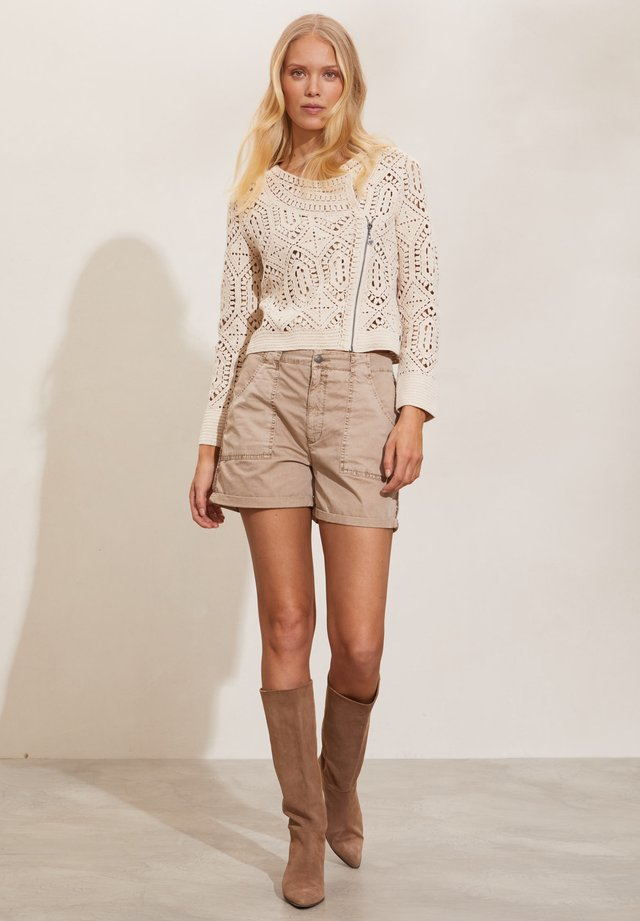 Shorts - light taupe