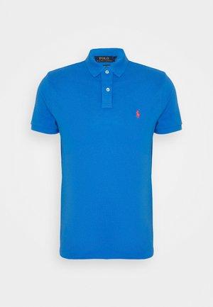 BASIC - Koszulka polo - colby blue