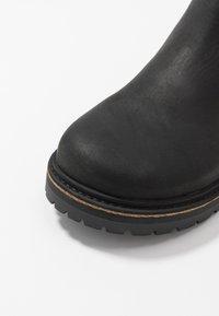 Birkenstock - STALON - Classic ankle boots - black - 2