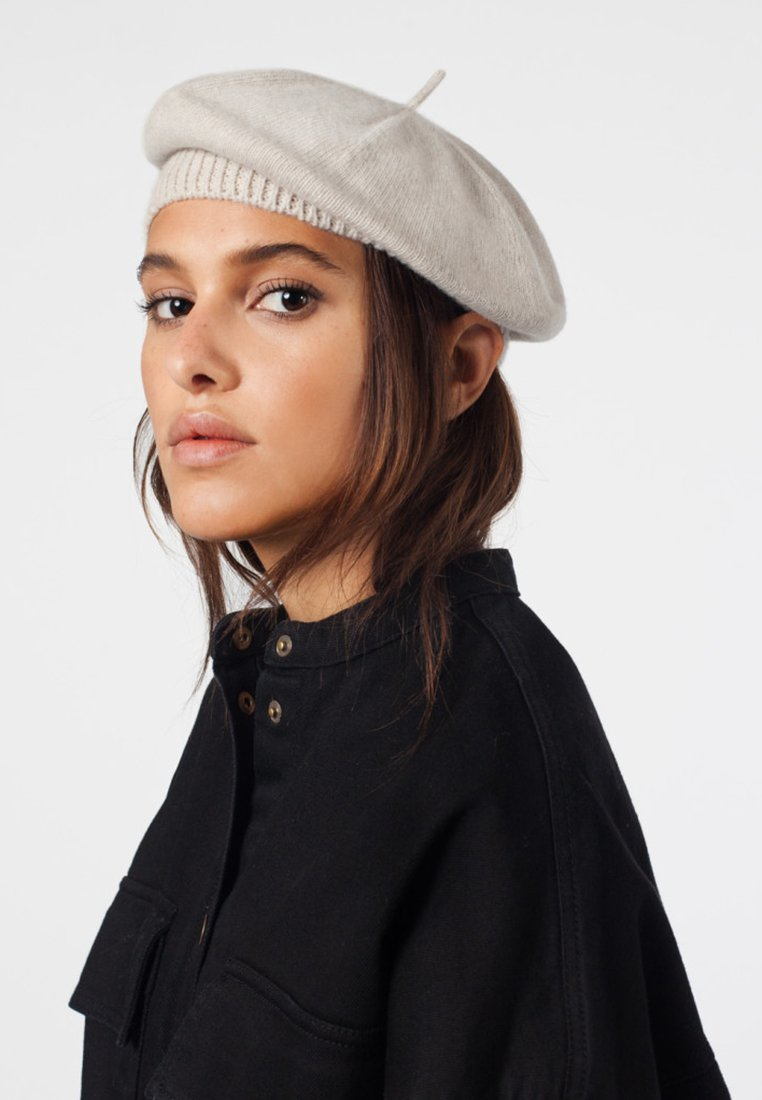 Bickley+Mitchell - BERET - Hat - sand