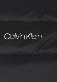 Calvin Klein - ESSENTIAL SIDE LOGO VEST - Väst - black - 2