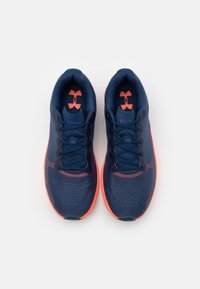 Under Armour - CHARGED PULSE - Zapatillas de running neutras - blackout navy - 3