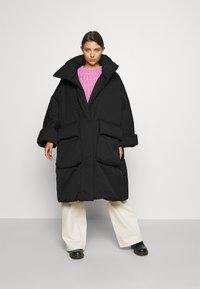 Diesel - W-THEA - Winter coat - black - 1