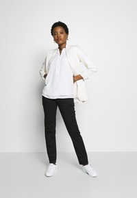 comma casual identity - 3/4 ARM - Blouse - ivory - 1
