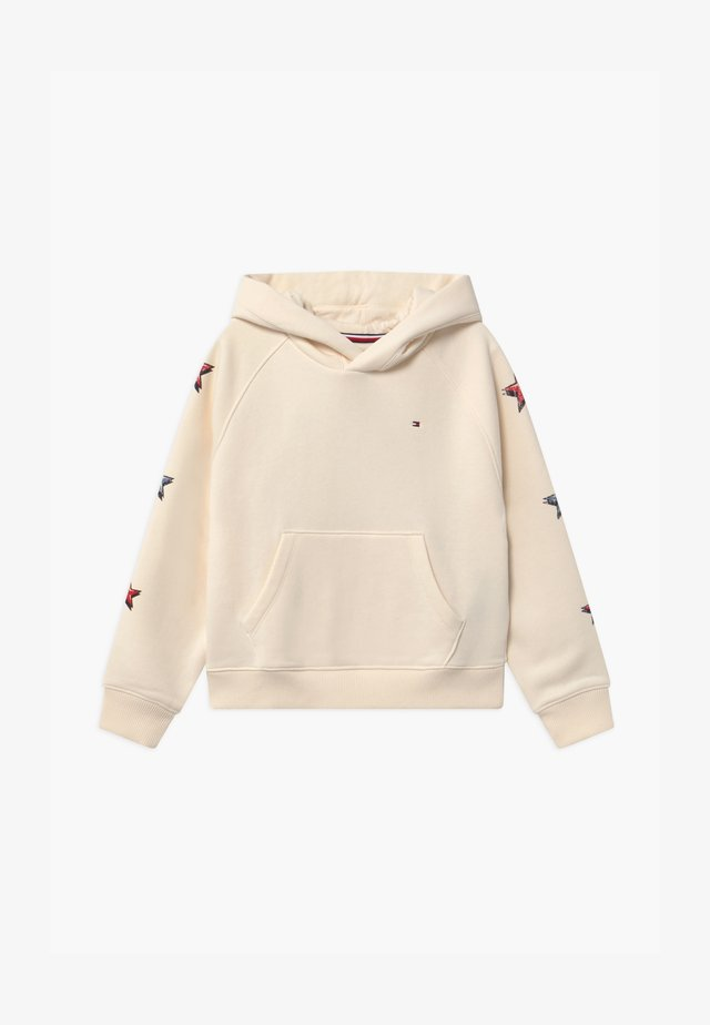 ON TOUR GRAPHIC HOODIE - Sweat à capuche - white