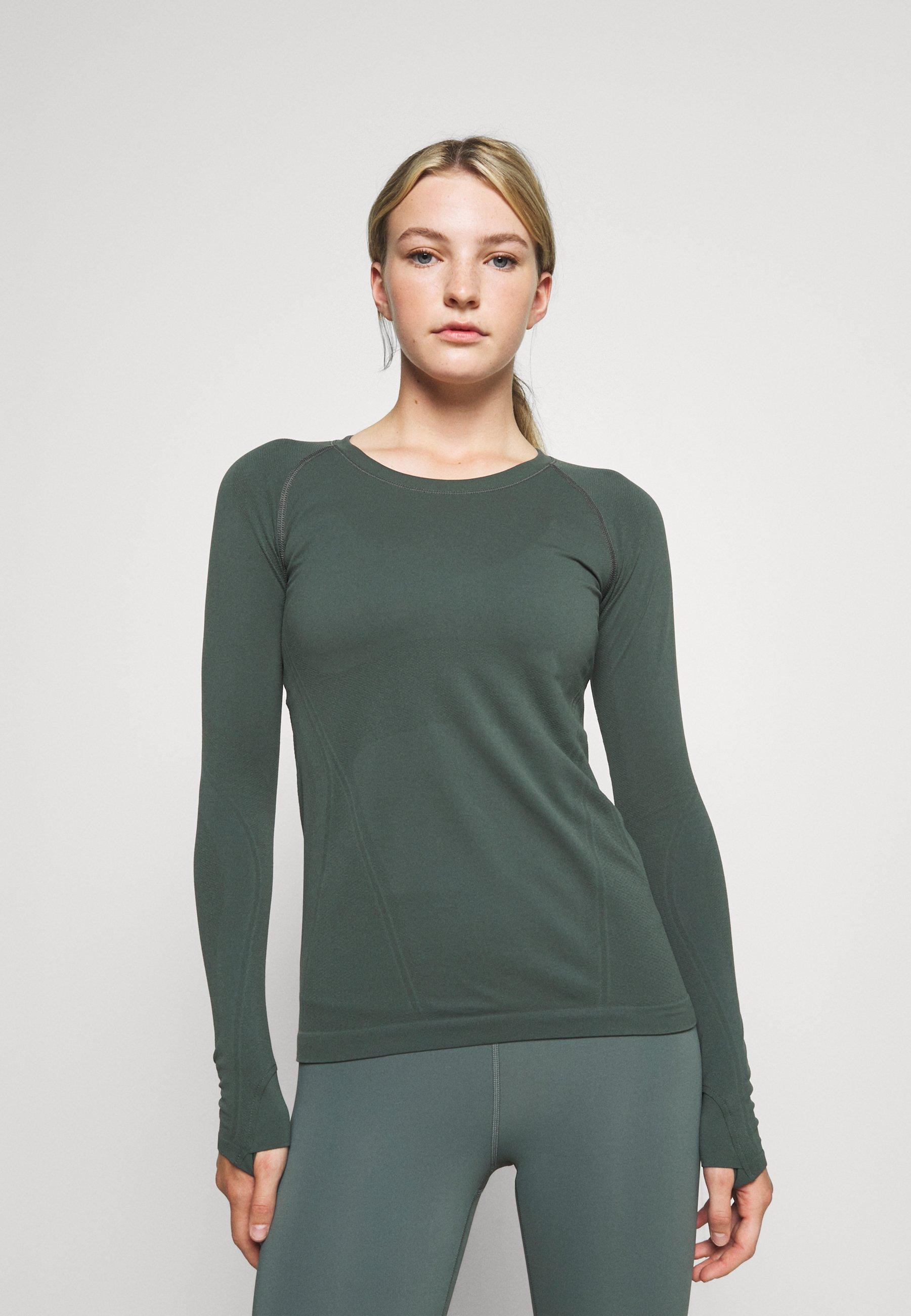Damen MOMENTUM  - Langarmshirt