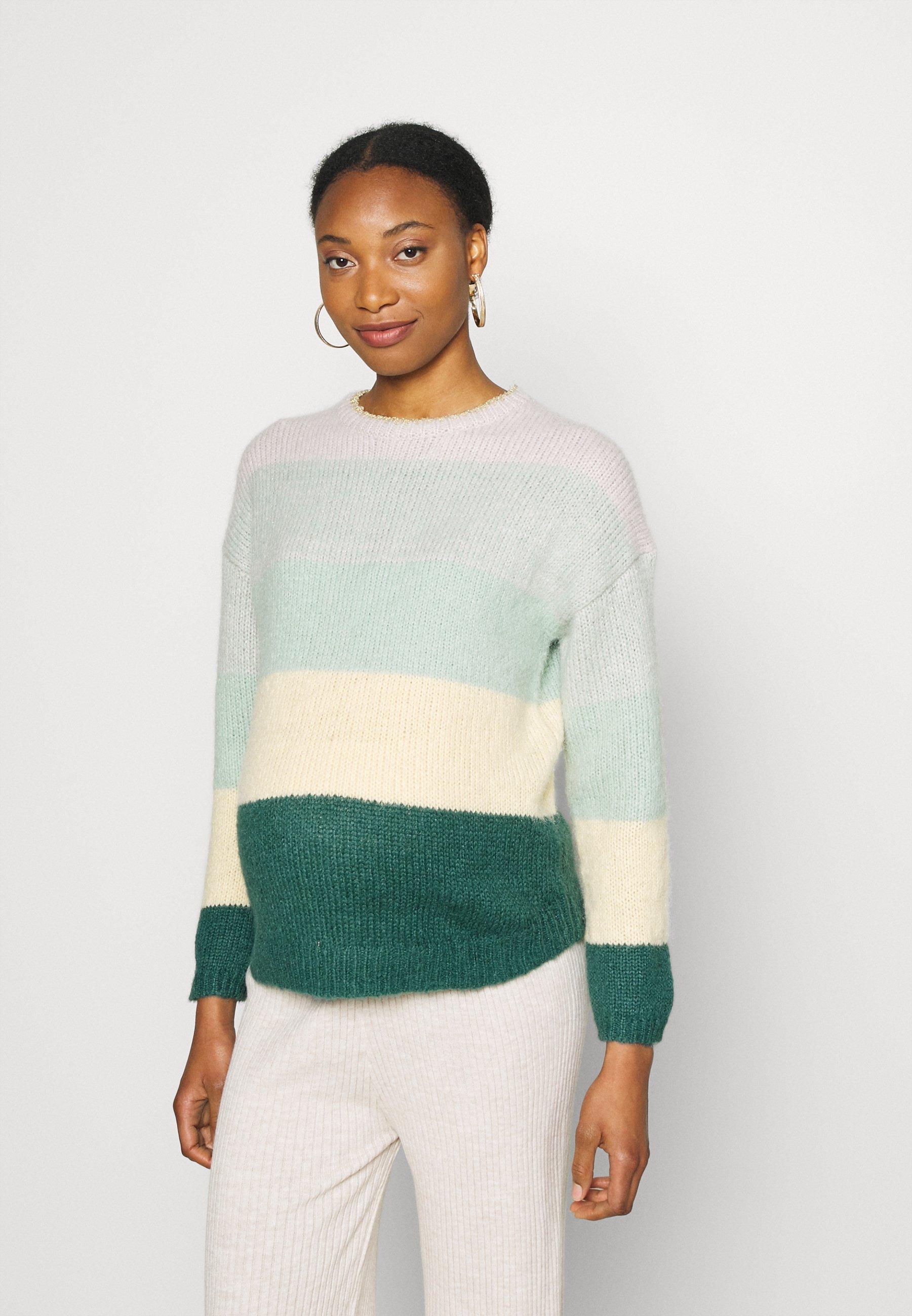 Femme OLMSONJA LIFE O NECK - Pullover