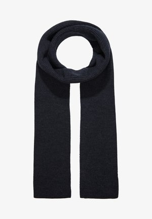 Schal - dark granite heather