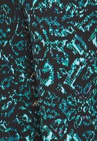 Diane von Furstenberg - VERONICA PANTS - Trousers - patina - 2