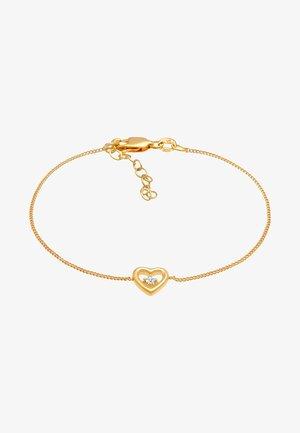 HEART - Rannekoru - gold