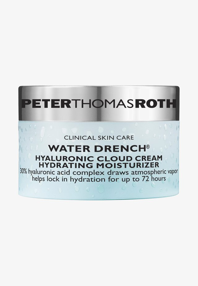 WATER DRENCH™ HYALURONIC CLOUD CREAM HYDRATING MOISTURIZER - Hydratatie - -