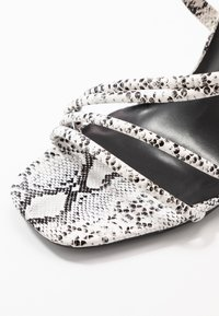 Glamorous Wide Fit - High heeled sandals - grey - 2