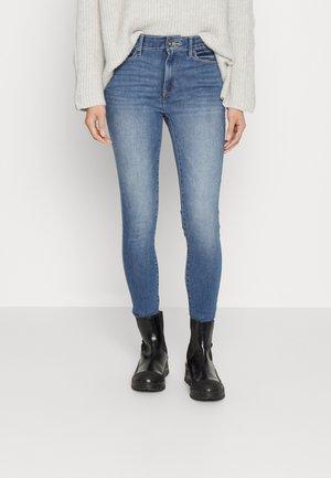 BLEEKER SHAPING - Jeans Skinny Fit - blue denim