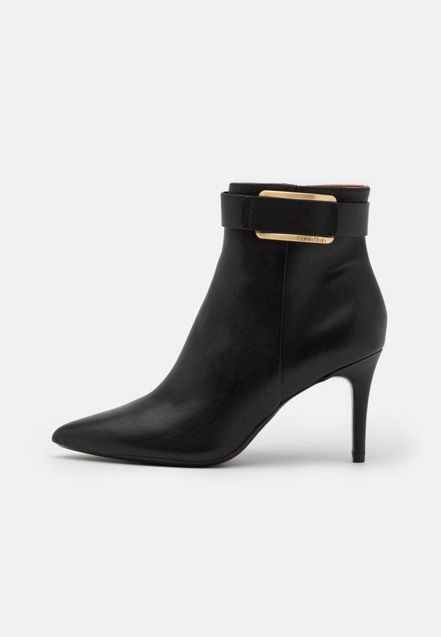 GITAR - Ankle boots - black