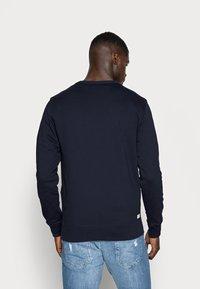Diesel - UMLT-WILLY SWEAT-SHIRT - Sweatshirt - blau - 2