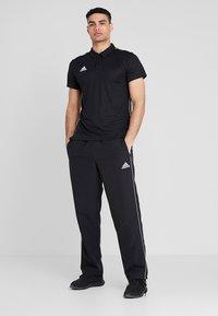 adidas Performance - CORE18 - Sports shirt - black/white - 1