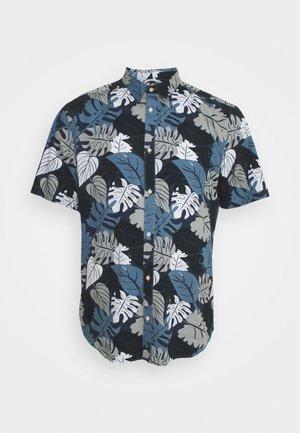 ONSSTONE LIFE AOP POPLIN - Shirt - dress blues