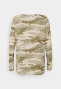 American Eagle - BUTTER PLUSH PRINT  - Long sleeved top - green - 1