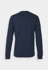 Lacoste - Long sleeved top - navy blue - 1