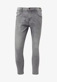 TOM TAILOR DENIM - CONROY - Jeans Tapered Fit - grey denim - 5