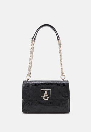 CARABEL XBODY FLAP - Håndtasker - black