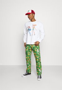 Levi's® - LEVI'S® X POKÉMON 551Z™ AUTHENTIC STRAIGHT UNISEX - Straight leg -farkut - multicolor - 1
