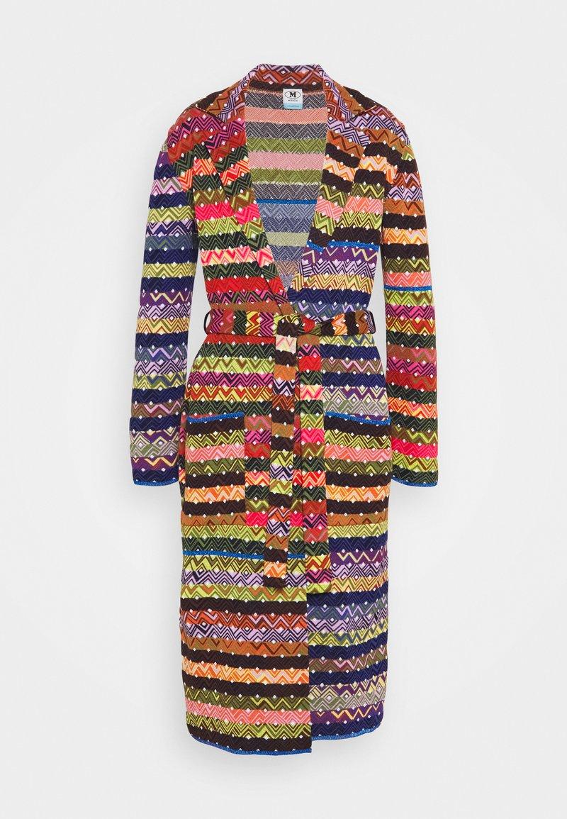 M Missoni - SPOLVERINO - Classic coat - multi-coloured