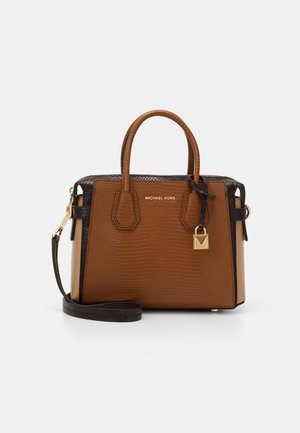 MERCERBELTED SATCHEL - Torebka - lugg/multi