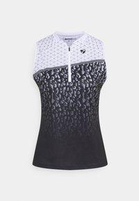 Ziener - NONEA LADY - Cyklistický dres - black - 0