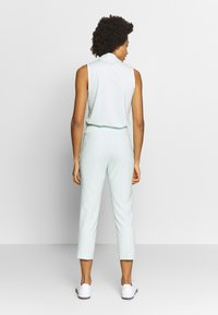 adidas Golf - PULLON ANKLE PANT - Kalhoty - dash green - 2