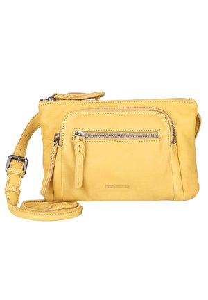 CHEER - Across body bag - yellow