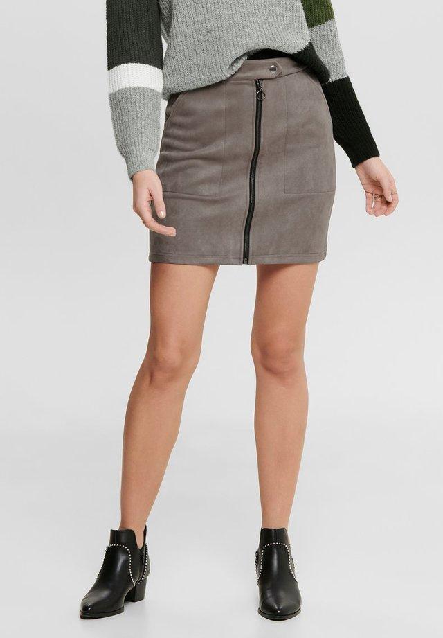 Minifalda - grey