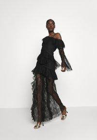 Alice McCall - SHADOW LOVE GOWN - Společenské šaty - black - 1
