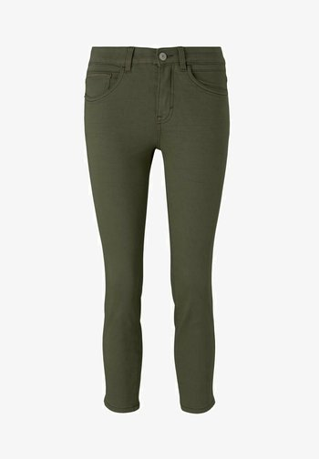 ALEXA - Jeans Skinny Fit - grape leaf green
