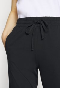 WEEKEND MaxMara - KERAS - Tracksuit bottoms - black - 5