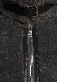 Sixth June - FLUFY AVIATOR JACKET - Winter jacket - grey - 2