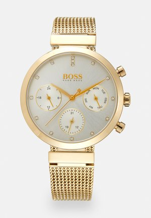 FLAWLESS - Uhr - gold-coloured
