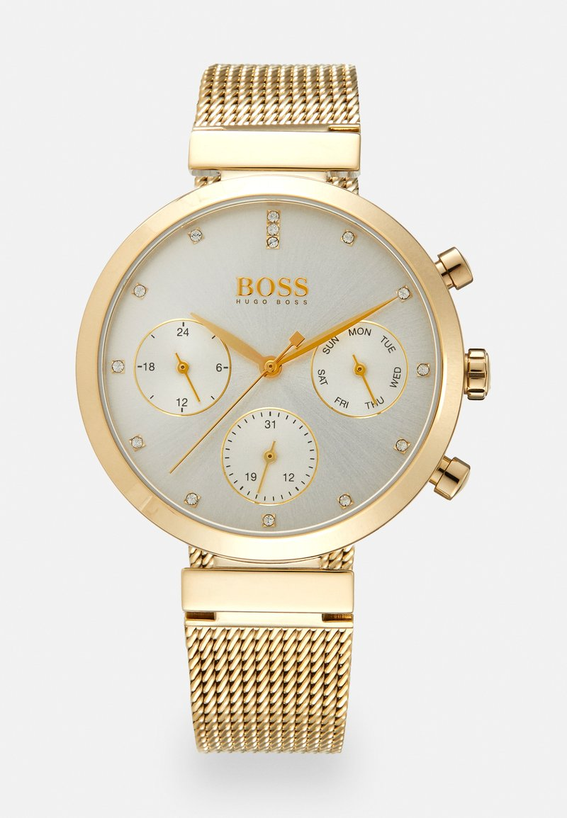 BOSS - FLAWLESS - Watch - gold-coloured