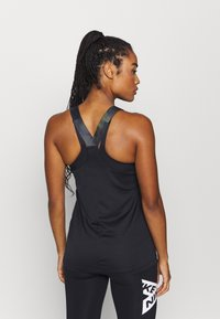 Nike Performance - TANK - Camiseta de deporte - black