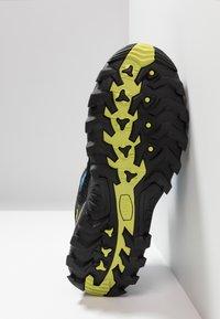 CMP - RIGEL LOW TREKKING SHOES WP - Scarpa da hiking - indigo/marine - 4