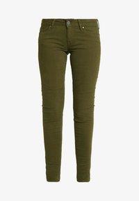 Pepe Jeans - SOHO - Jeans Skinny Fit - dark khaki - 4