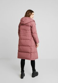 Calvin Klein - MODERN LONG COAT - Vinterkåpe / -frakk - light pink - 3